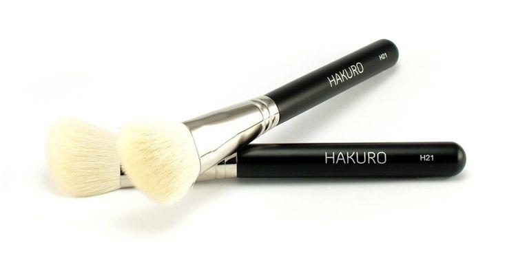 HAKURO H21 | Pędzle do makijażu  Pędzle naturalne Pędzle do makijażu  Pędzle do makijażu twarzy Pędzle do makijażu  Wszystkie pędzle | Oficjalny sklep HAKURO