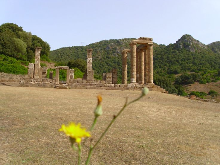 Il tempio di Antas (Fluminimaggiore)