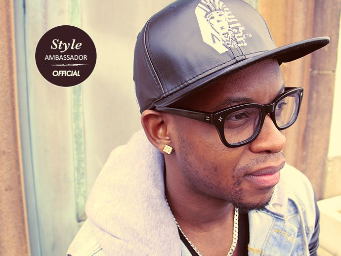 Sydney-based hip hop artist, Neo Pitso: http://www.clearly.com.au/thelook/neo-pitso-style-ambassador/