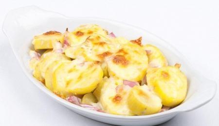 Kumara and red onion gratin  #NewZealand #vegetable #recipes