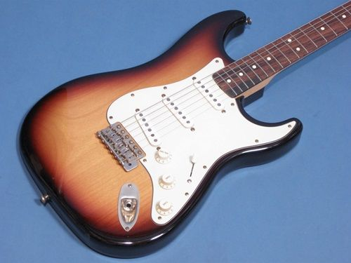 LSL Carl Verheyen Model Saticoy 3-Tone Sunburst > Guitars ...