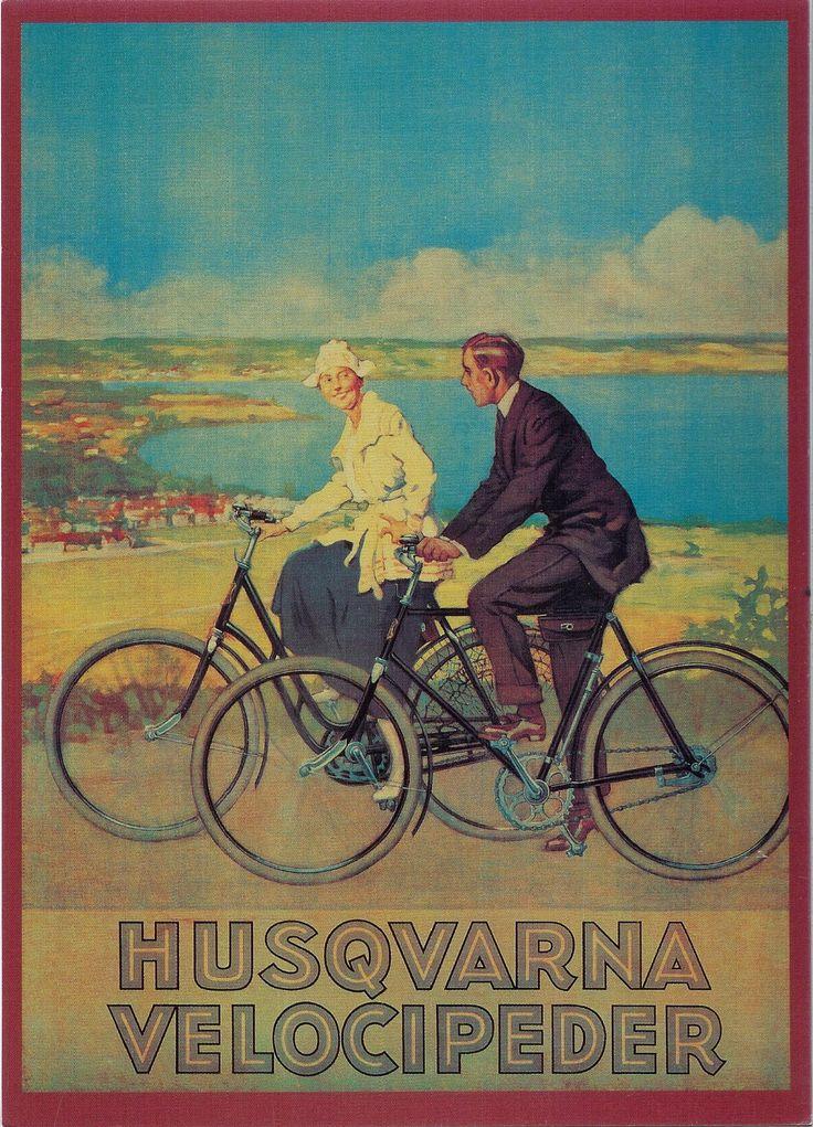 Husqvarna velocipeder