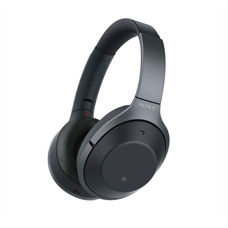 SONY WH-1000XM2 noise cancelling wireless headphones
