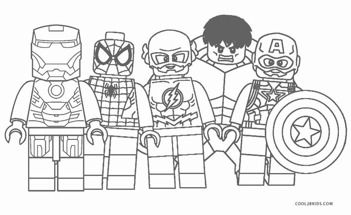 053d69ef1202d7ee604100705b5e8760 » Lego Avengers Coloring Pages