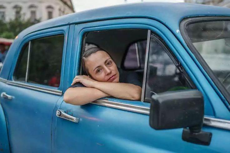 Tanja Nijmeijer, La Habana, Cuba