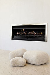 """""""pebble' cushions from Wanaka Living"""