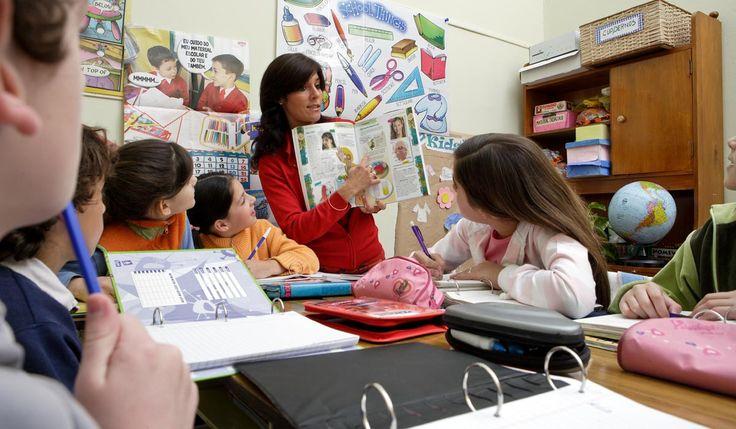 Libros para aprender en la escuela.