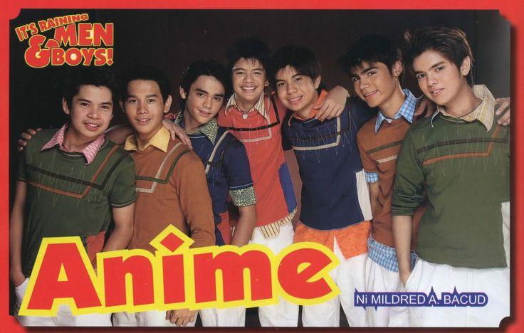 ANIME--With: Emman Abeleda, Mico Aytona, John Wayne Sace, Rayver Cruz, Rodjun Cruz, Sergio Garcia and Mhyco Aquino.