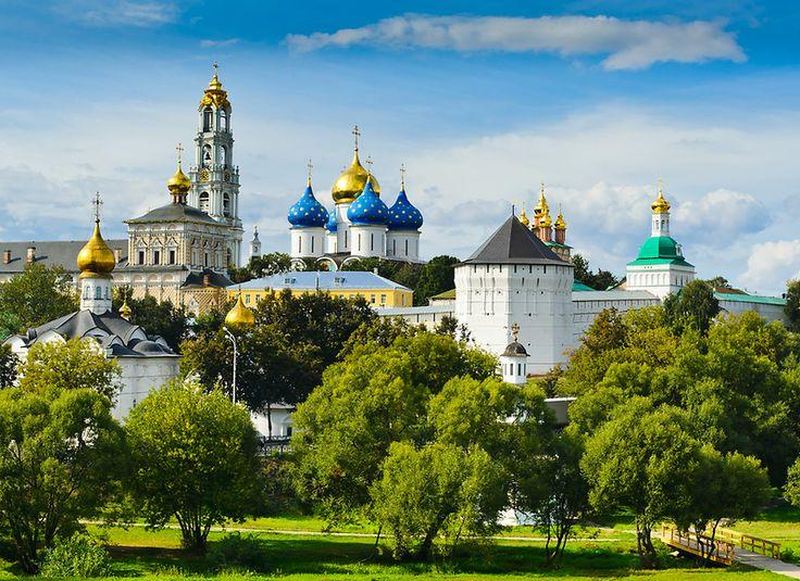 Золотое кольцо России: путешествие на автомобиле