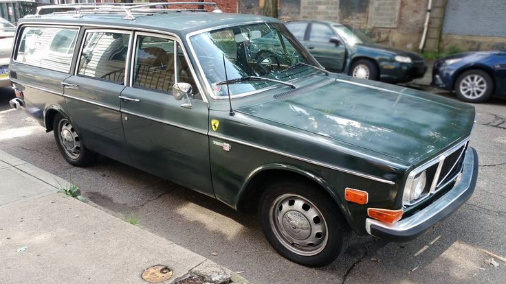 $3,500 Swede: 1971 Volvo 145S Wagon - http://barnfinds.com/3500-swede-1971-volvo-145s-wagon/
