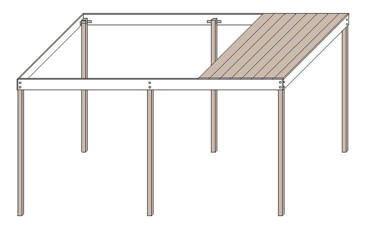 best 25 carport bauen ideas that you will like on pinterest. Black Bedroom Furniture Sets. Home Design Ideas