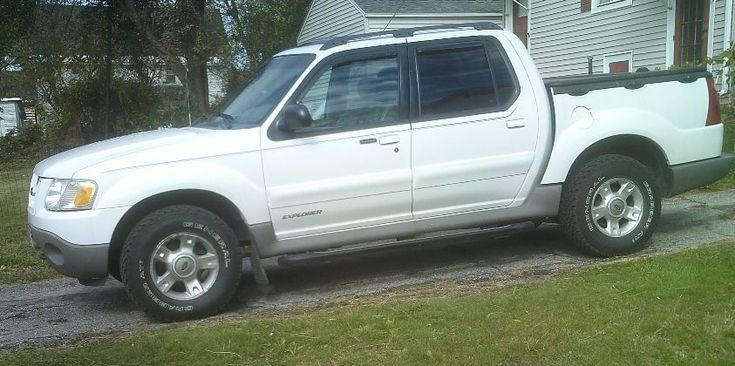 2001 Ford Explorer Sport Trac truck in lsenif's Garage Sale in Rutland , VT for $6500.00. 2001 Ford Explorer Sport Track pickup with sunroof, power everything, keyless entry, AC, hard tonneau cover, new tires. Please call for more details, Diane