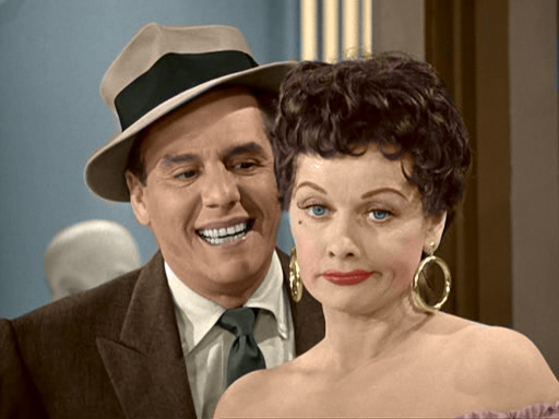 The Italian Haircut Lucy 39 S Tv Series Pinterest Colors We And Love Lucy