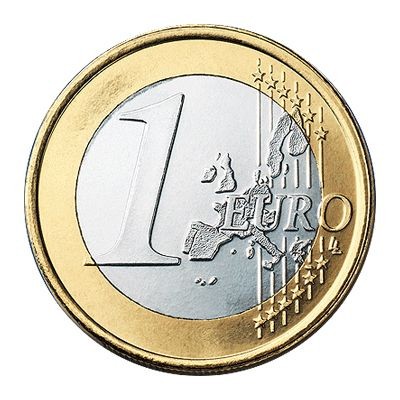 €1 Coin Old (Common Side)