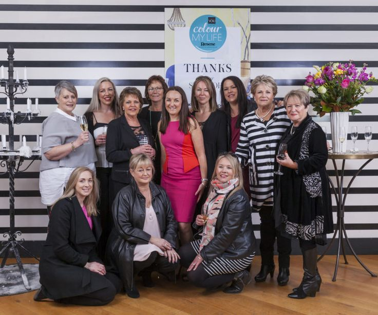 An inside look at Simply You magazine's Colour My Life event -