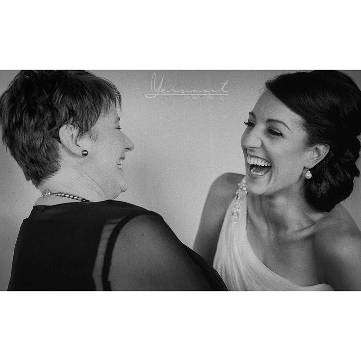 MUM & BRIDE  #yervantphotography #Yervant #weddingphotography #motherofthebride #weddingdress #laughter #happiness #weddingday #blackandwhite by yervantphotography