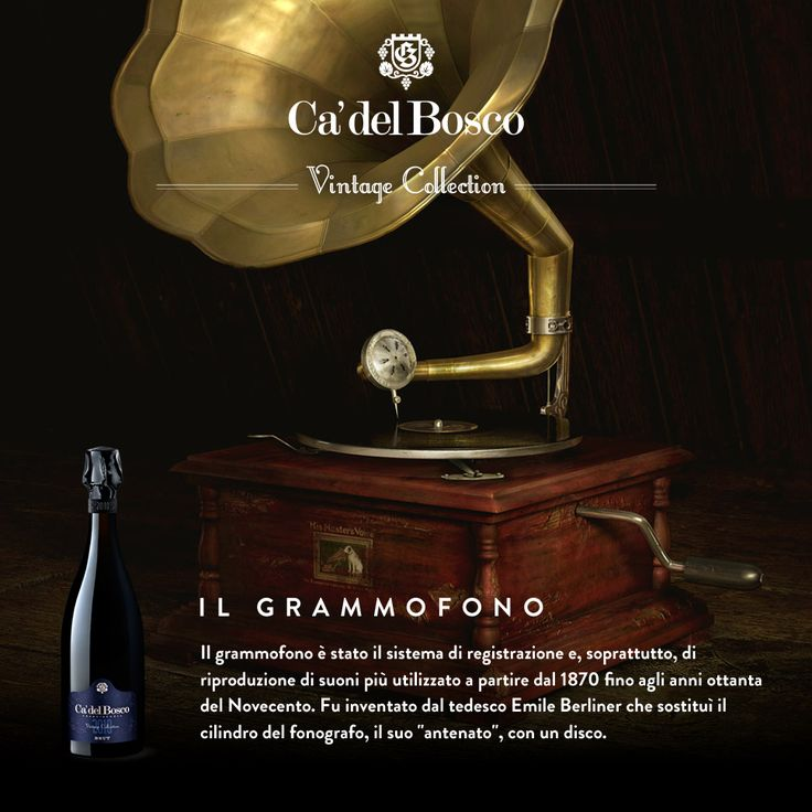 L'armonia è forma, gusto, note e colore #enjoycadelbosco #vintage #cult #collection