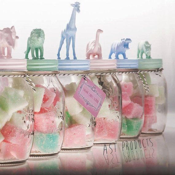 Sugar Scrub Soaps. Zoo Scrub Soaps. Collectible by ASTPRODUCTS