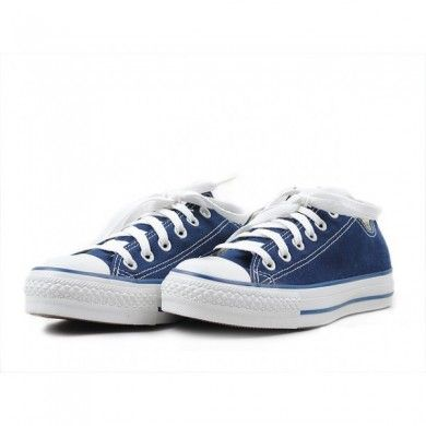 Converse Shoes Navy Blue Chuck Taylor All Star Classic Low