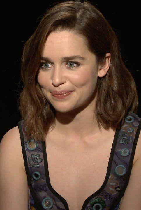 Emilia Clarke in Terminator Genisys (2015)