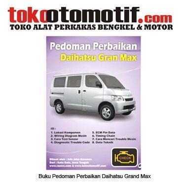 Kode : 49000000306 Nama : Pedoman Perbaikkan Mobil Daihatsu Grandmax Status : Siap Berat Kirim : 1 kg