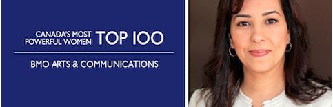 A #SCAD grad was named one of Canada's Most Powerful Women. Congrats, Faten Alshazly! https://www.wxnetwork.com/top-100/top-100-winners/#BMO#prclt-FfKUv1A8