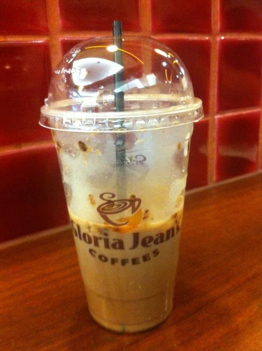 Soy Iced Coffee 13 April 2012