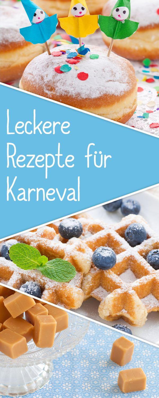 Von Krapfen bis Kamelle - die besten Karnevalsrezepte (iStock)