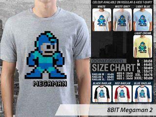 OMAH STORE: 8 BIT Megaman 2