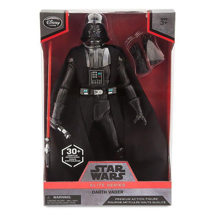 Star Wars Star Wars Elite Series Darth Vader Premium Action Figure - 10 Inch461012532680