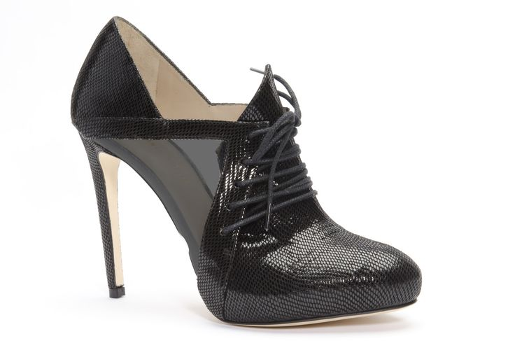 Designer Atalanta Weller Shoe on display at the Westfield exhibition: My Favourite Shoe.