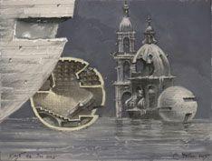Aqua - Disegni di Sergei Tchoban   5 sezioni: cultura architettonica italiana   cultura architettonica di San Pietroburgo    diari   fantasie spaziali post sovietiche   schizzi di progetti