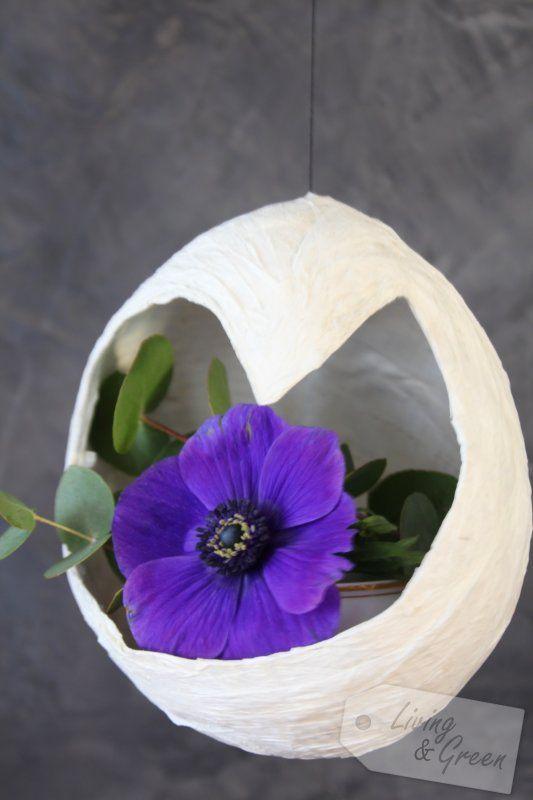 Die 25+ Besten Ideen Zu Blumenampeln Auf Pinterest | Hängepflanzen ... Blumenampel Selber Machen Hangekorb