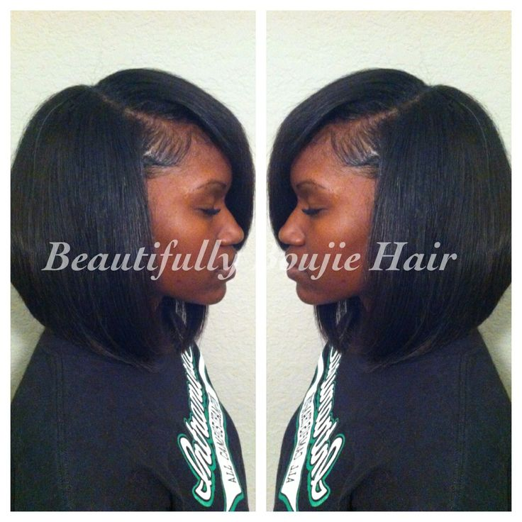 Bob Sew in with Leave Out