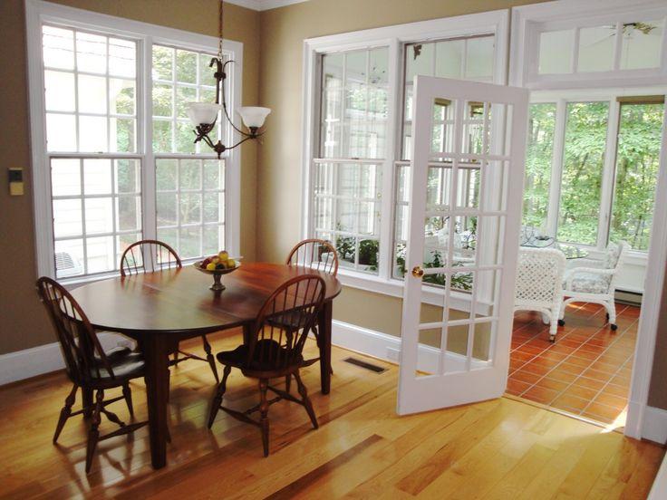 14 best sunroom design ideas images on pinterest sunroom for Large windows for sunroom
