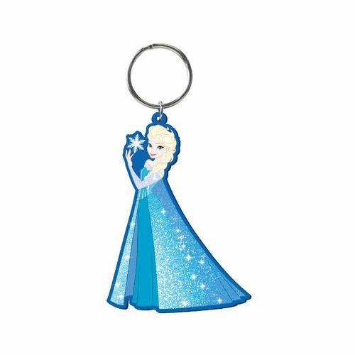 Frozen Soft Touch Elsa Keychain