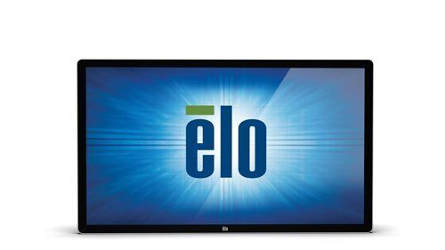 """Elo Touch E222372 4202L 02 Series Projected Capacitive 42"""" Interactive Digital Signage, USB Touch Controller I/F, Worldwide-Version, Clear Glass, Gray"""