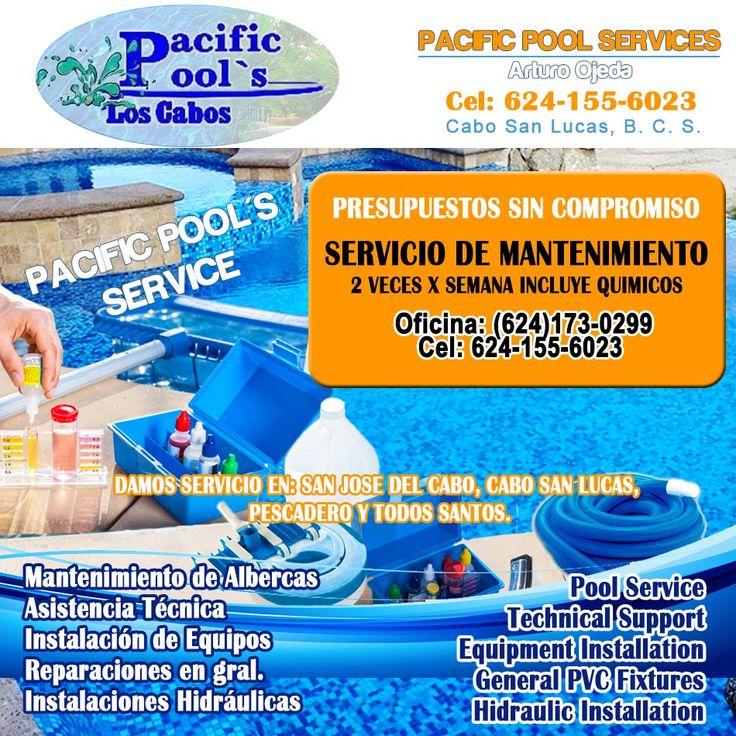 Pacific Pools Los Cabos