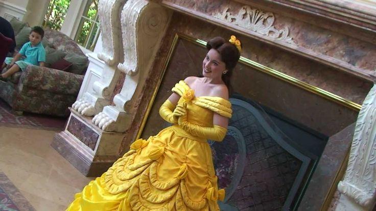 Princess Belle in Disneyland Paris (Disneyland Hotel)