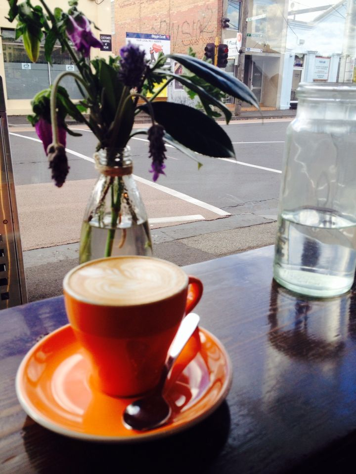 Brazilian Coffee at hipster place