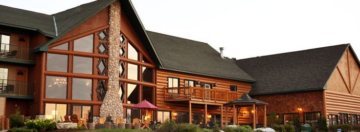 Crooked River Lodge, Alanson Michigan- $99+