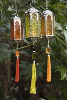 Love the lanterns! Hindu designed lanterns from India - The land of Colours! #india #Hindu  #design