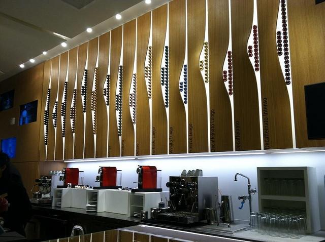 Nespresso Boutique, SF, via Flickr.