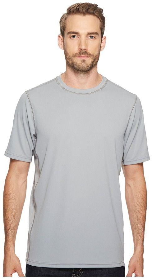 Timberland Wicking Good Short Sleeve T-Shirt Men's T Shirt