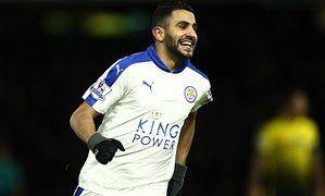 Football transfer rumours: Leicester City's Riyad Mahrez to Barcelona?