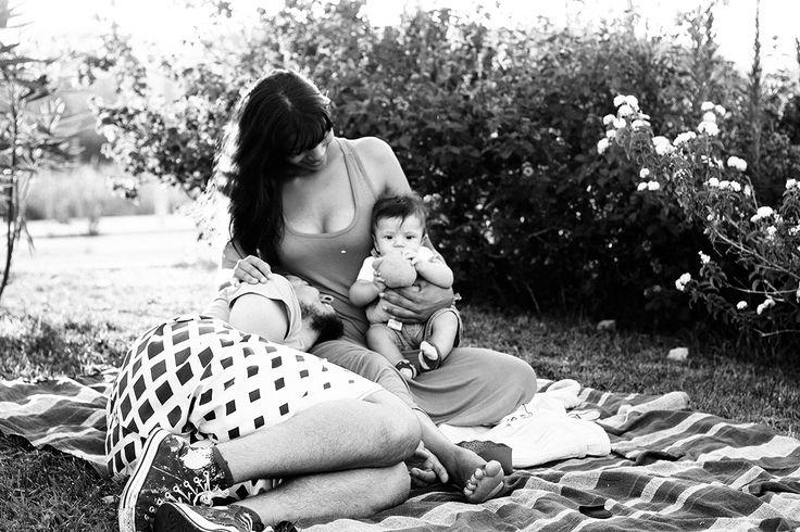 Passeio em família | uma mãe e dois amores