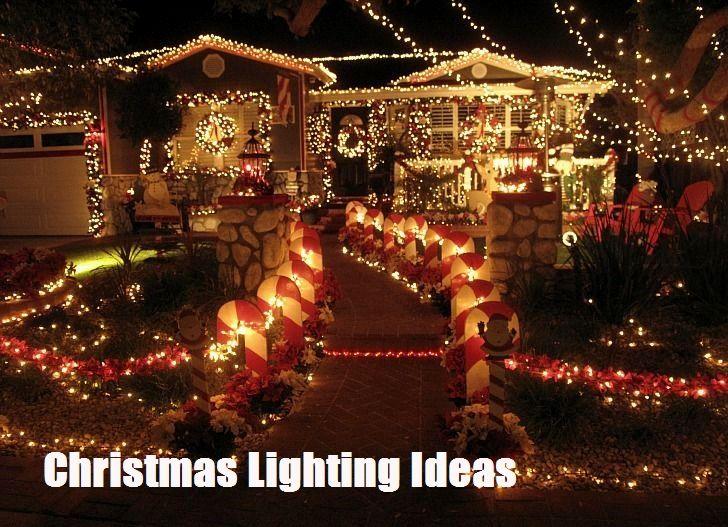 Christmas Lighting Creative Ideas Best Christmas Lights Christmas Lights Best Christmas Light Displays