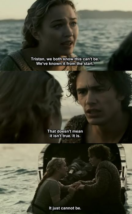 Tristan and Isolde.