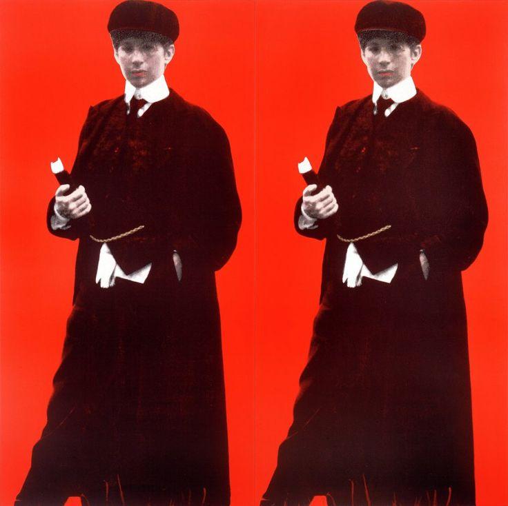 The Jewish Museum - Collection - Double Red Yentl, Split (My Elvis), 1993