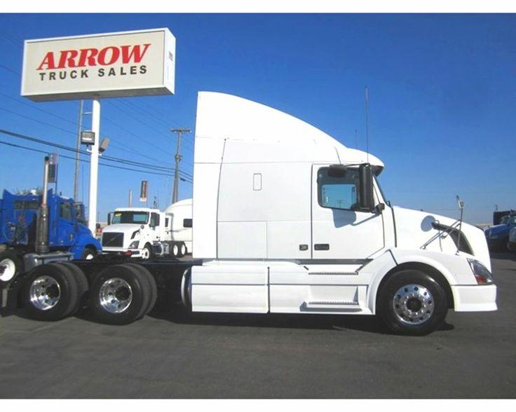 Arrow Truck Sales Stockton >> 2008 Volvo Vnl64t670 Sleeper From Arrow Truck Sales In